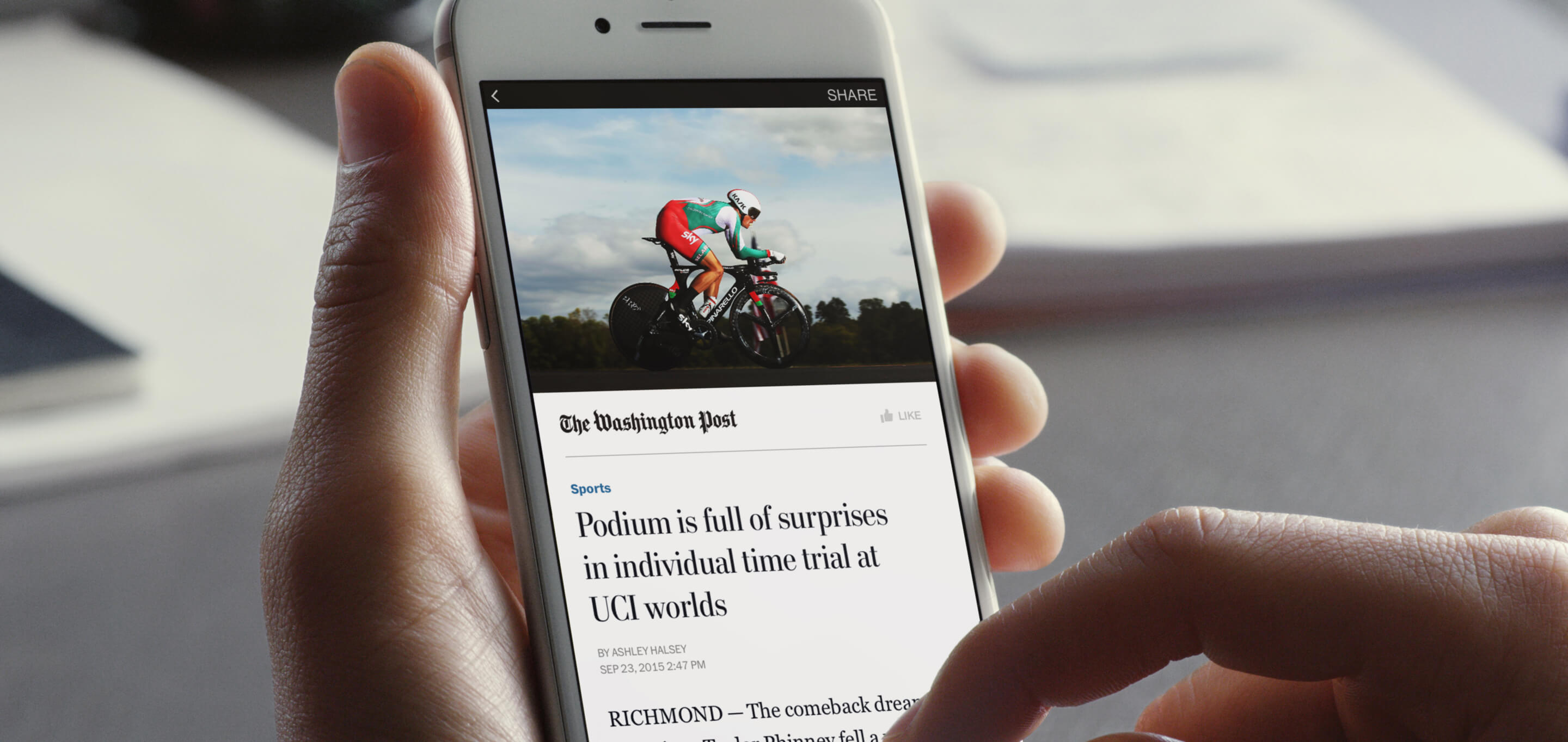 Facebook Instant Articles - Set up for WordPress