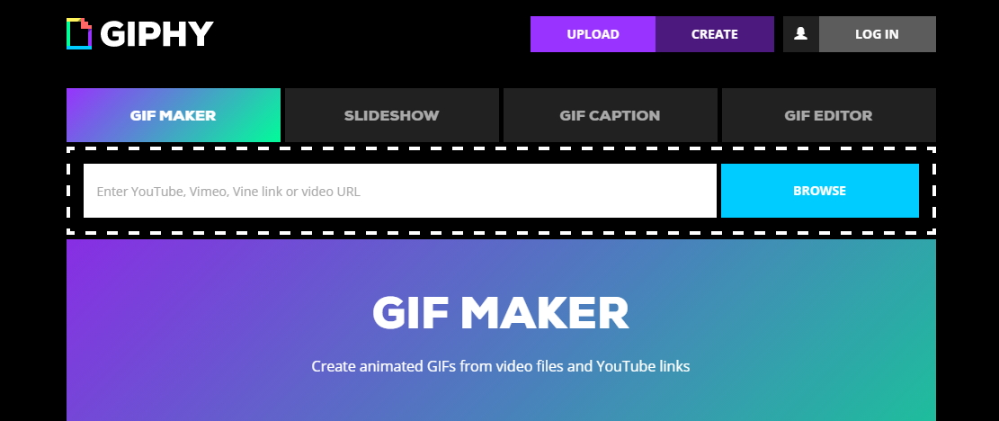 GIPHY Gifmaker