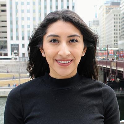 Lydia Castillo - Digital Media Associate